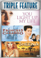 You Light Up My Life / Princess Caraboo / Sheena (3 Pack) Movie