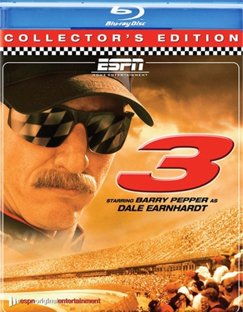 3: The Dale Earnhardt Story - Collectors Edition Blu-ray