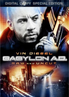 Babylon A.D.: Raw And Uncut - Special Edition Movie
