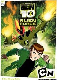 Ben 10: Alien  - Volume Five Movie