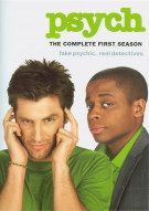 Psych: The Complete First Season (Slim Pack) Movie