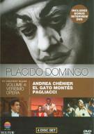 Plácido Domingo: Volume 4 - Verismo Opera Movie