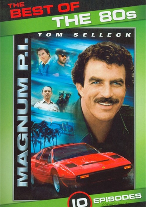 Best Of The 80s, The: Magnum P.I. Movie