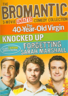 Bromantic, The: 3-Movie Unrated Comedy Collection Movie