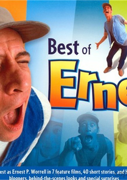 Best Of Ernest, The Movie