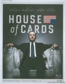 House Of Cards: The Complete First Season (Blu-ray + UltraViolet) Blu-ray