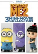 Despicable Me 2: 3 Mini-Movie Collection Movie