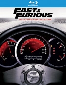 Fast & Furious: The Ultimate Ride Collection (Blu-ray + UltraViolet) Blu-ray