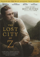 Lost City of Z, The Movie