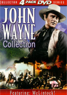 John Wayne 4-Pack #3 Movie