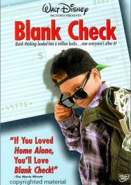 Blank Check, The Movie