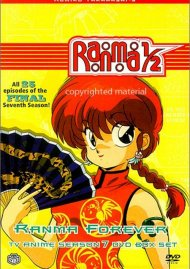 Ranma 1/2: Season 7 Box Set - Ranma Forever Movie