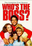 Whos The Boss?: The Complete First Season Movie