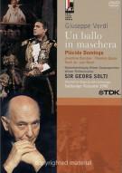 Verdi: Un Ballo In Maschera (Masked Ball) Movie