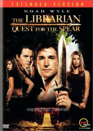 Librarian, The: Quest For The Spear Movie
