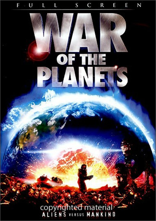 War Of The Planets Movie