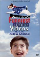 Americas Funniest Home Videos: The Best Of Kids & Animals Movie