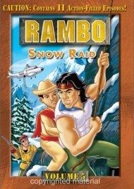 Rambo: Volume 5 - Snow Road Movie