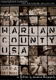 Harlan County USA: The Criterion Collection Movie