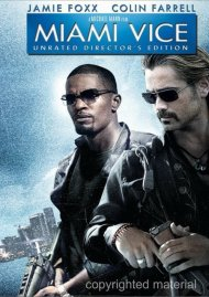 Miami Vice: Unrated Directors Edition Movie