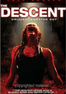 Descent, The: Unrated (Fullscreen) Movie