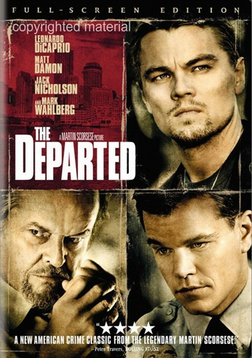 Departed, The (Fullscreen) Movie