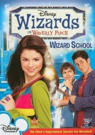 Wizards Of Waverly Place: Wizard School Movie