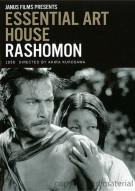 Rashomon: Essential Art House Movie