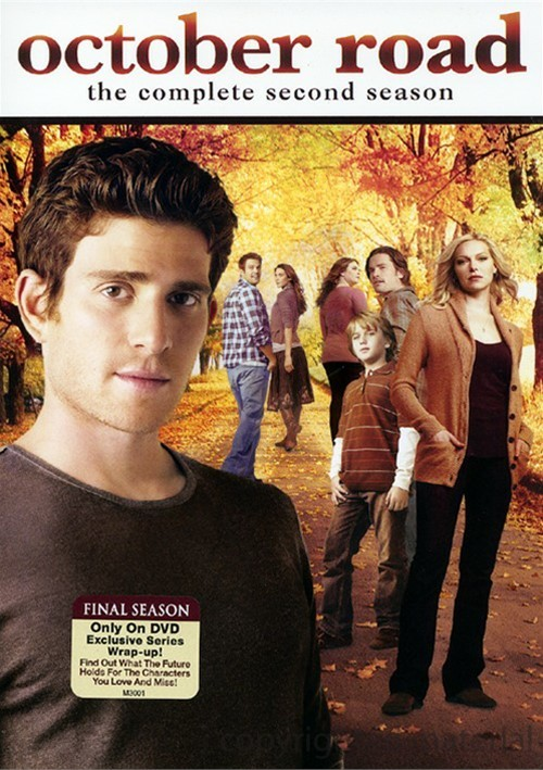 October Road: The Complete Second Season Movie