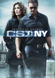 CSI: NY - The Fifth Season Movie