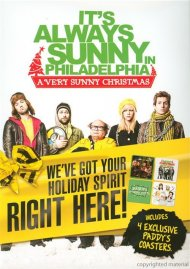 Its Always Sunny In Philadelphia: A Very Sunny Christmas - Giftset Movie