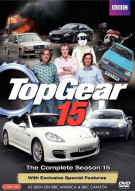 Top Gear 15: The Complete Season 15 Movie