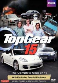 Top Gear 15: The Complete Season 15 Movie