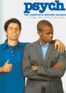 Psych: The Complete Second Season (Slim Pack) Movie