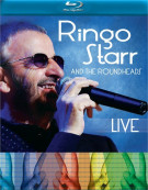 Ringo Starr And The Roundheads: Live Blu-ray