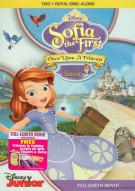 Sofia The First: Once Upon A Princess Movie