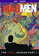 Mad Men: The Final Season - Part 1 (DVD + UltraViolet) Movie