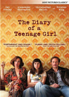 Diary Of A Teenage Girl, The (DVD + UltraViolet) Movie