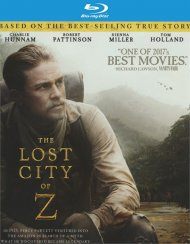 Lost City of Z, The (Blu-ray + DVD Combo) Blu-ray