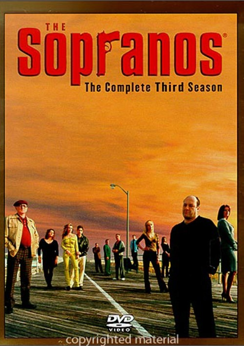 Sopranos, The: The Complete Third Season Movie