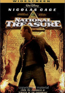 National Treasure (Widescreen) Movie