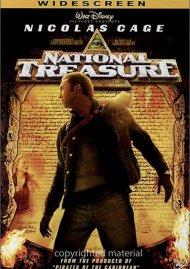 National Treasure (Widescreen) Movie