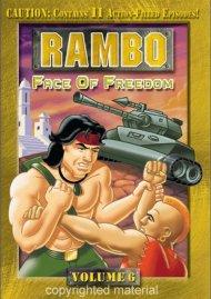 Rambo: Volume 6 - Face Of Freedom  Movie