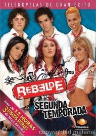 Rebelde: Segunda Temporada Movie