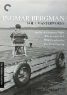 Ingmar Bergman: Four Masterworks - The Criterion Collection Movie