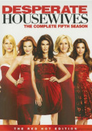 Desperate Housewives: The Complete Fifth Season - The Red Hot Edition Movie