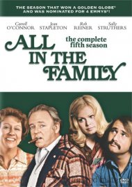 All In The Family: The Complete Fifth Season (Repackaged) Movie