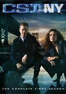 CSI: NY - The Complete Seasons 1 - 5 Movie