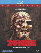 Zombie: 2-Disc Ultimate Edition Blu-ray