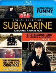 Submarine Blu-ray